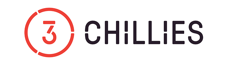 New 3chillies Logo