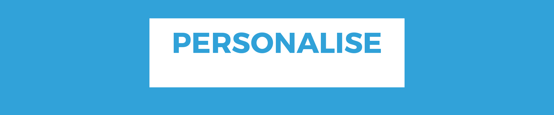 The importance of Website Personalisation