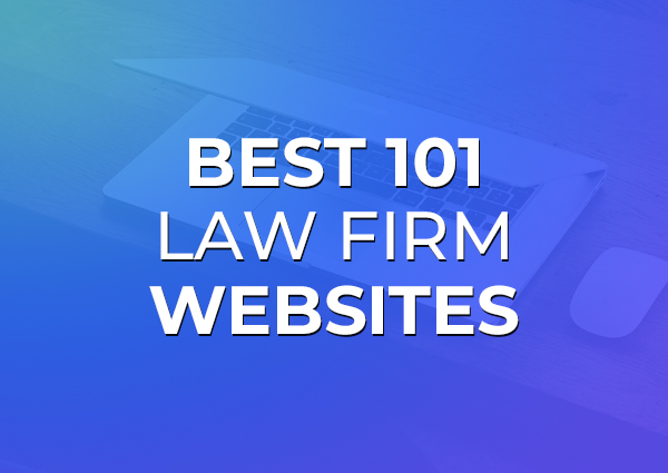 Best Law Firm Websites
